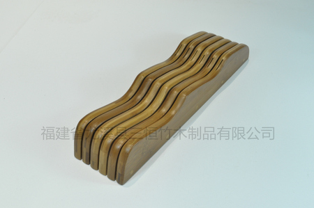 竹刀架 Bamboo knife rack
