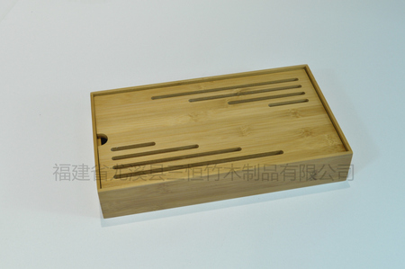 竹茶盘 Bamboo tea tray