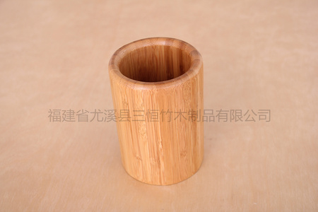 竹餐具筒 Bamboo tableware barrel